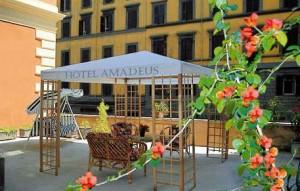 terrazza hotel amadeus